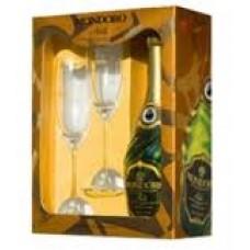 Asti Mondoro Glass Pack 0,75