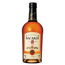Bacardi 8 0,75