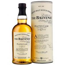 Balvenie Peated Cask 17 Y.O. 0.7