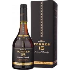 Brandy Torres 15YO 0.7 Gift Box