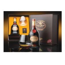 Carta Real Solera Gran Reserva (gift box with Riedel glass) 0.7