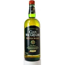 Clan MacGregor Blended Scotch Whisky 1l