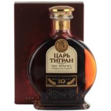 Cognac Tsar Tigran 10YO 0.7 Gift Box