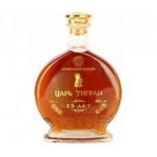 Cognac Tsar Tigran 15YO 0.5 Gift Box