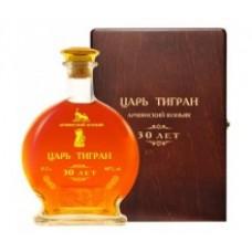 Cognac Tsar Tigran 30YO 0.5 Gift Box