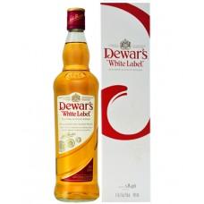 Dewar's White Label gift box 0.75