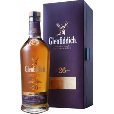 Glenfiddich 26YO Excellence Single Malt Scotch Whisky Gift Box