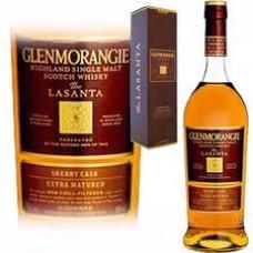 Glenmorangie Lasanta 12 Y.O. 0,7