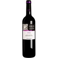 Gran Castillo Shiraz medium sweet 0.75
