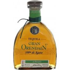 Gran Orendain Anejo 0.75 gift box