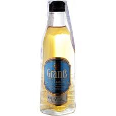 Grant's Ale Cask Finish Blended Scotch Whisky 0.05