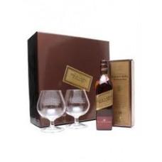 Johnnie Walker Gold Label Glass Pack 0,7