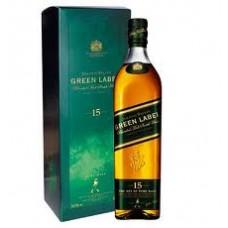 Johnnie Walker Green label 0,7