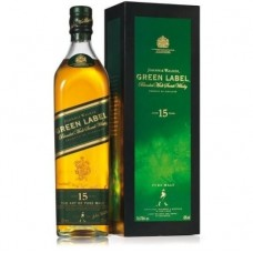 Johnnie Walker Green Label 15yo 1l