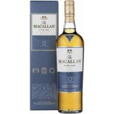 Macallan Fine Oak 12 y.o. 0,7