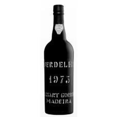 Madeira Verdelho Cossart Gordon 1975