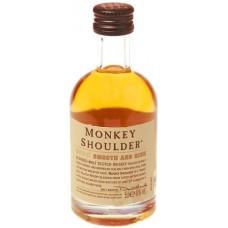 Monkey Shoulder Blended Malt Scotch Whisky 0.05